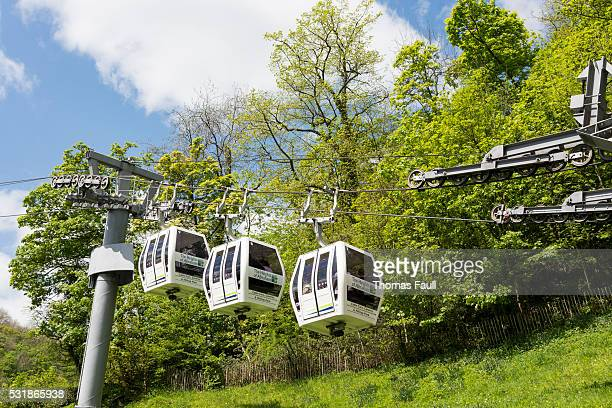 Heights of Abraham Cable Cars