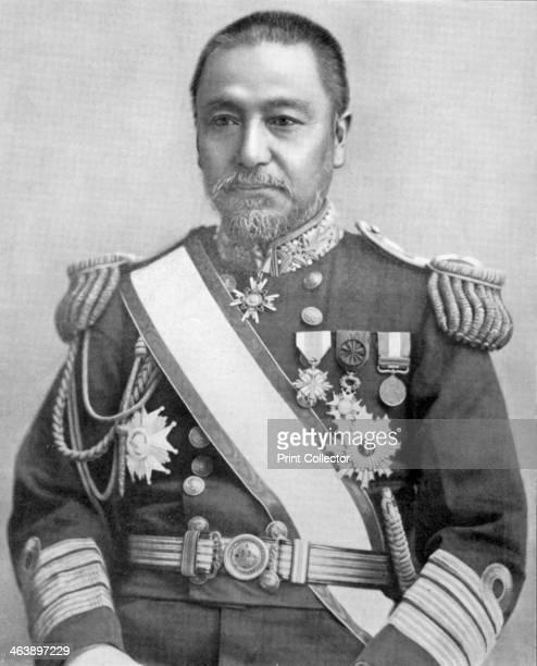 Heihachiro Togo Japanese naval commanderinchief RussoJapanese War 19045