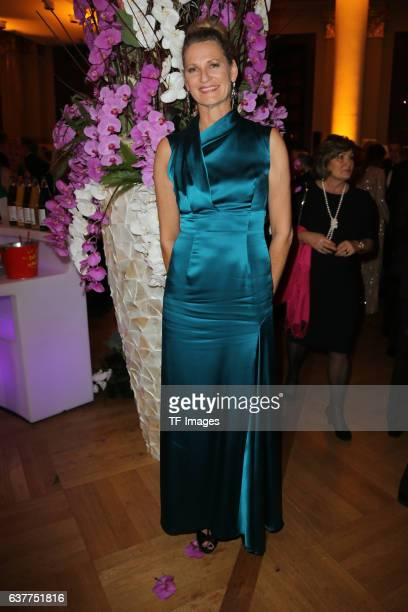 Heike Drechsler attend the German Sports Media Ball at Alte Oper on November 05 2016 in Frankfurt am Main Germany