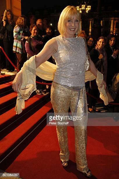 Heike Maurer 21 Hessischer Film und Kinopreis 2010 Alte Oper Frankfurt Hessen Deutschland Europa Filmpreis Roterteppich Auszeichnung Lottofee Promi...