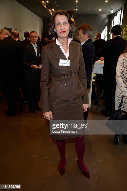 Heike Schiffler attends the GreenTec Awards Jury Meeting 2015 at Microsoft Berlin on February 25 2015 in Berlin Germany