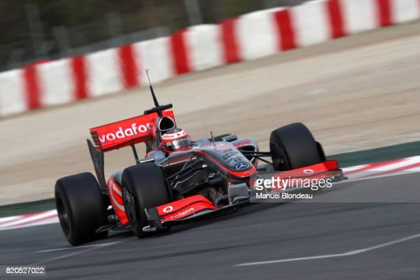 Heikki KOVALAINEN - - Essais de Barcelone - Circuit de Catalunya,