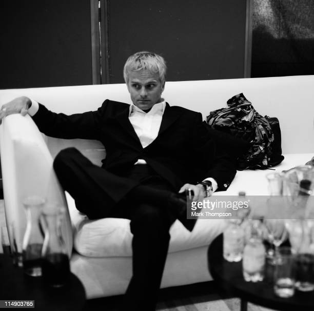 Heikki Kovalainen of Finland and Team Lotus attends the Amber Fashion Show held at the Meridien Beach Plaza on May 27, 2011 in Monte Carlo, Monaco.