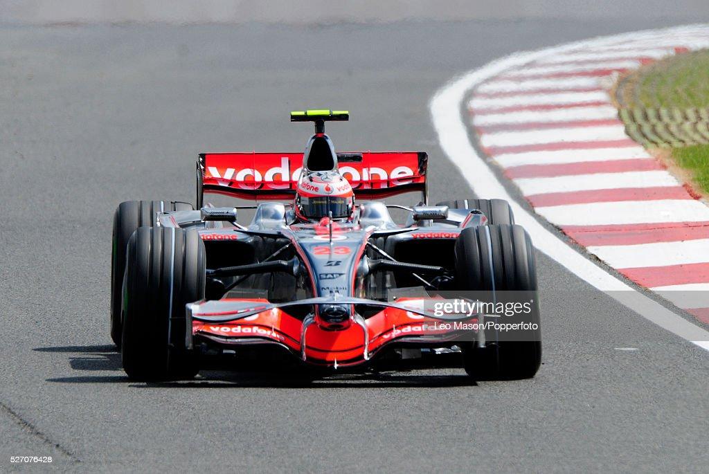 Formula One - British Grand Prix : News Photo