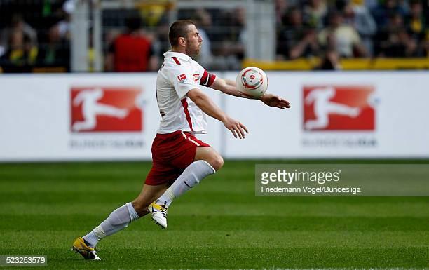 Heiko Butscher von Freiburg in aktion waehrend des Bundesliga Spiels zwischen Borussia Dortmund und SC Freiburg im Signal Iduna Park am 17 April 2011...