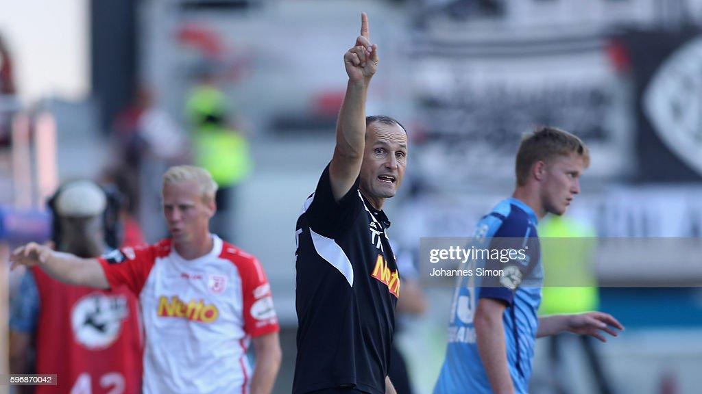 Jahn Regensburg v VfR Aalen  - 3. Liga