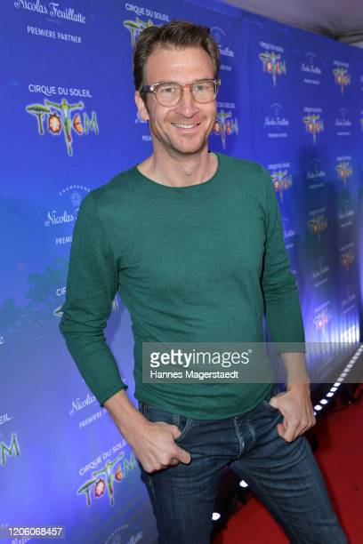 Heiko Ruprecht attends the premiere of Totem by Cirque du Soleil at Theresienwiese on February 13 2020 in Munich Germany
