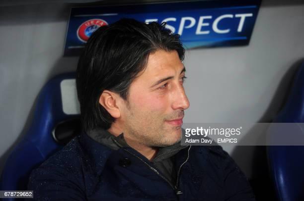 Heiko Vogel FC Basel manager