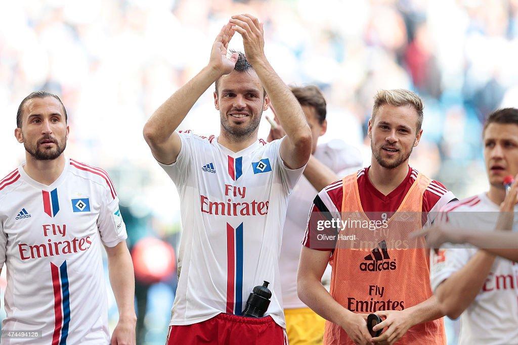 Hamburger SV v FC Schalke 04 - Bundesliga : Nachrichtenfoto