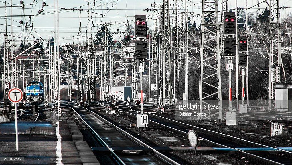 Trains : News Photo