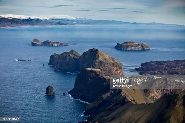 Heimaey, volcanic islands, Westman Islands, Iceland