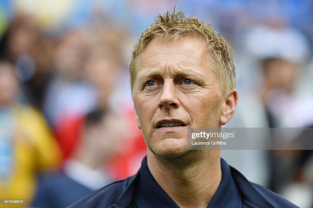 Iceland v Hungary - Group F: UEFA Euro 2016