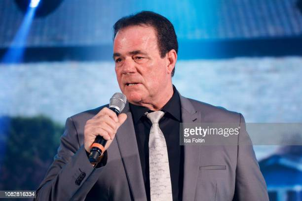 Hein Simons alias Heintje during the Smago Award 2018 on January 13 2019 in Berlin Germany