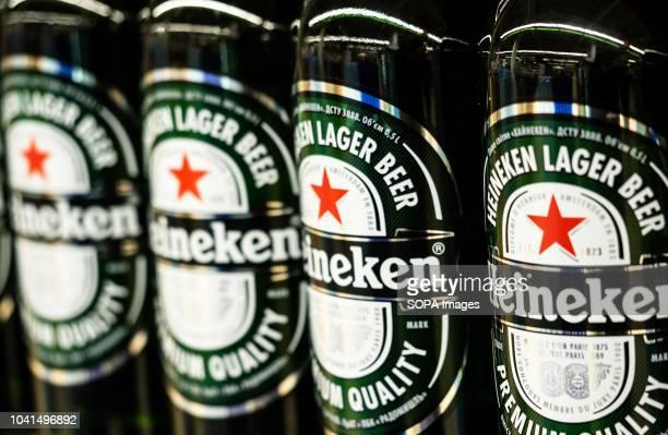 Heineken beer global brand Heineken Lager Beer is the flagship product of Heineken