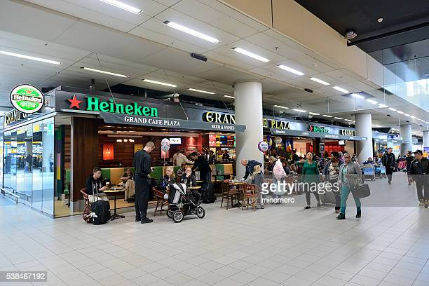 Heineken cafe at Schiphol Airport
