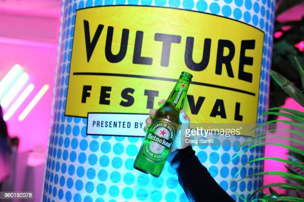Heineken is offered during Vulture Festival Presented By ATT at Milk Studios on May 19 2018 in New York City