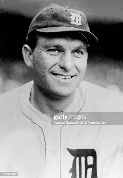 Heinie Manush of the Detroit Tigers smiles for a portrait during a 19231927 season game Heinie Manush played for the Detroit Tigers from 19231927