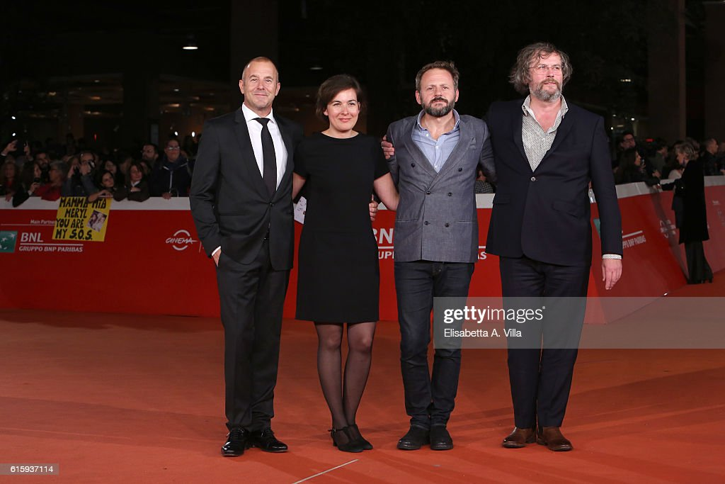 'Fritz Lang' Red Carpet - 11th Rome Film Festival