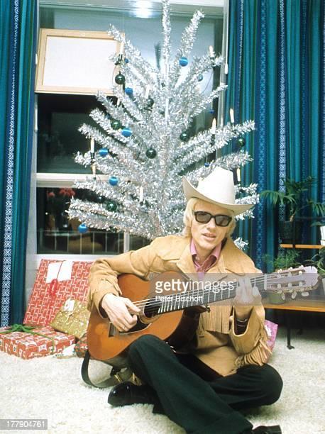 Heino Toronto Kanada Nordamerika Gitarre spielen Musikinstrument CowboyHut getönte Brille Sonnenbrille Weihnachtsbaum Geschenke Schlager...