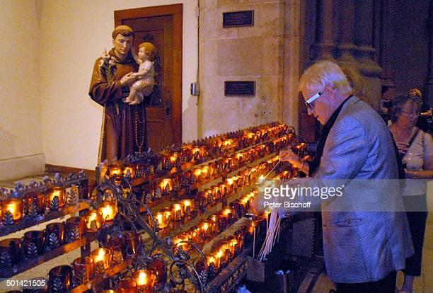 Heino Urlaub Stargäste des 34 German Heritage Festival in New Jersey The Cathedral of Saint Patrick Manhattan New York USA Amerika Kathedrale Kirche...