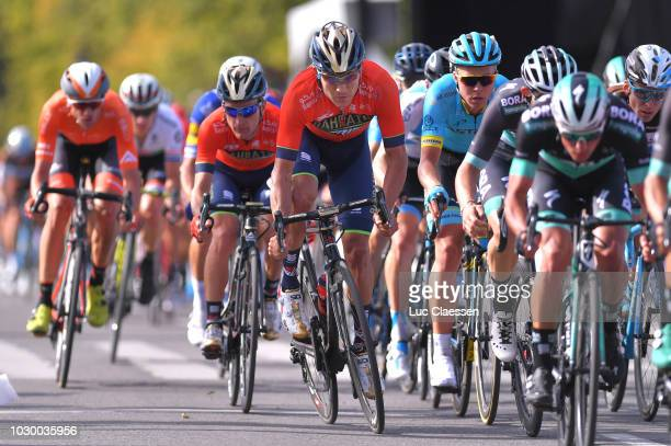 Heinrich Haussler of Australia and Bahrain Merida Pro Cycling Team / during the 9th Grand Prix Cycliste de Montreal 2018 a 1952km race from Montreal...