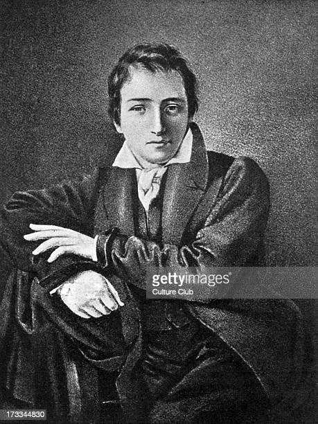 Heinrich Heine after an 1831 by the German painter Moritz Oppenheim Christian Johann Heinrich Heine German poet and journalist 13 December 1797 – 17...