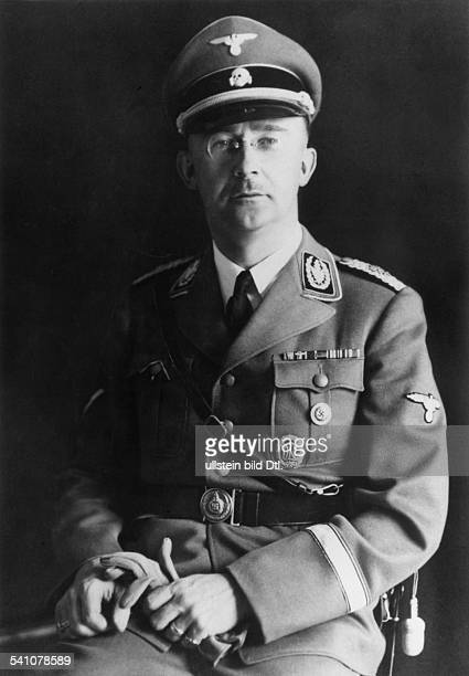 Heinrich Himmler Heinrich Himmler * Politician Nazi Party Germany April 1940