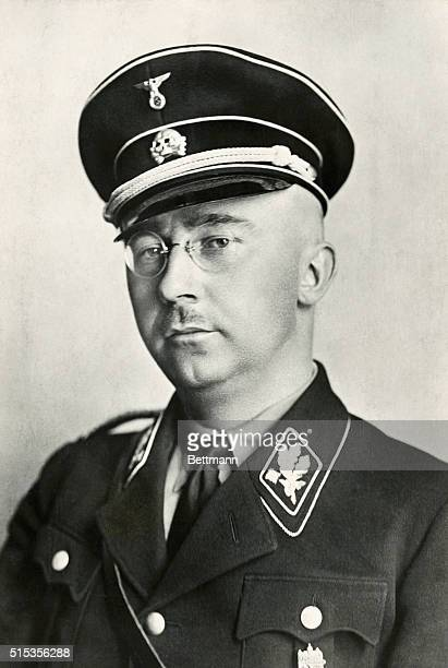 Heinrich Himmler NAZI Party official