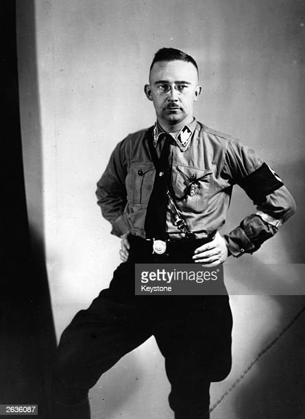 Heinrich Himmler the Nazi Chief of Police