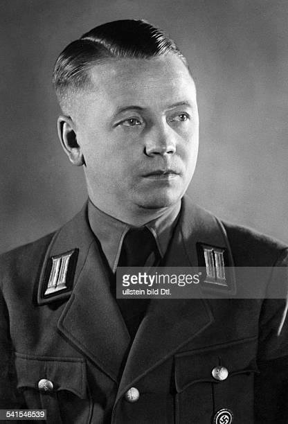 Heinrich Hunke politician NSDAP Germany about 1933