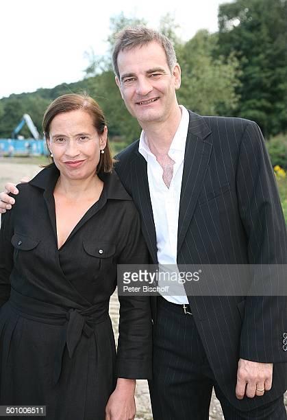 Heinrich Schafmeister, Ehefrau Jutta, Hochzeitsfeier mit K A T H A R I N A S C H U B E R T und L A R S G Ä R T N E R, Witten, Nordrhein-Westfalen,...