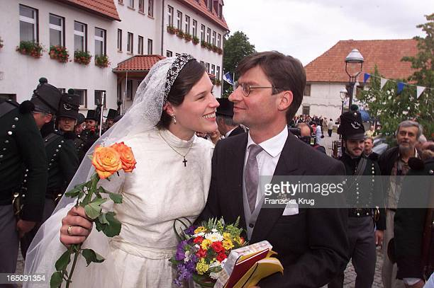 Heinrich Von Hannover Heiratet Thyra Von Westernhagen .