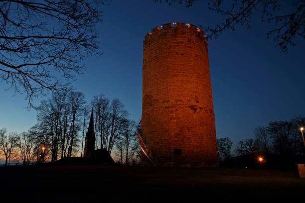 Heinrichtsturm Bad Abbach Pictures | Getty Images