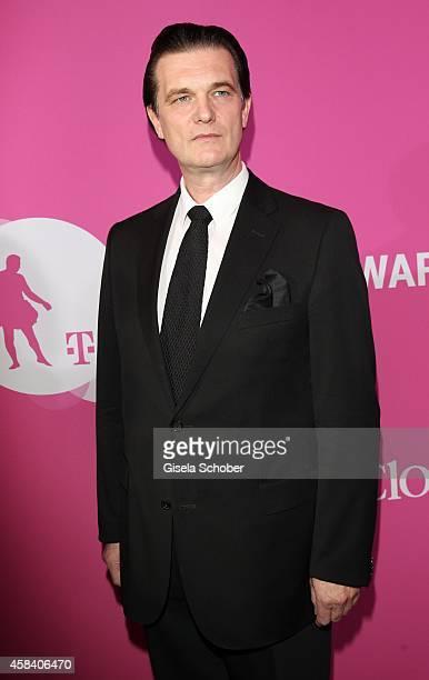 Heinz Anton Marolt attends the CLOSER Magazin Hosts SMILE Award 2014 at Hotel Vier Jahreszeiten on November 4, 2014 in Munich, Germany.