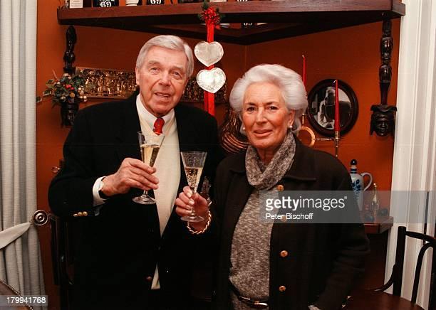 Heinz Drache Ehefrau RosemarieHomestory Berlin Deutschland Europa