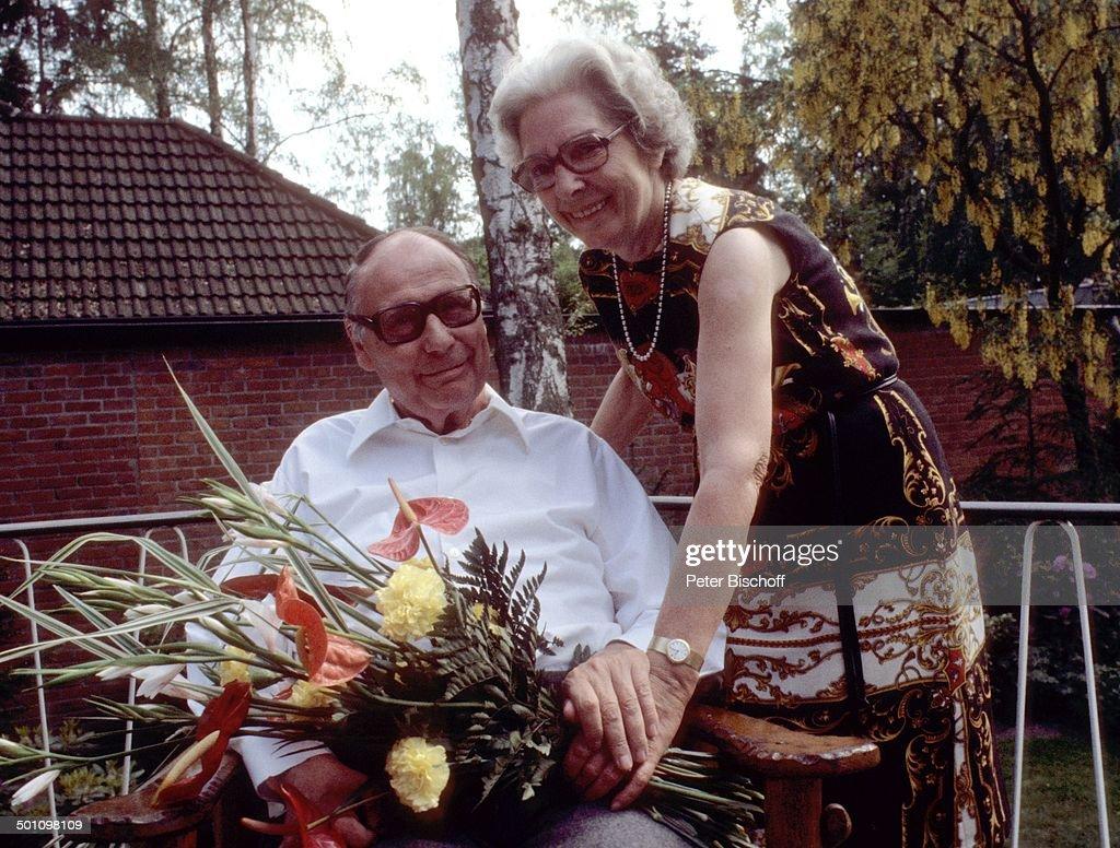 Heinz Erhardt Ehefrau Gilda Verleihung Das Goldene
