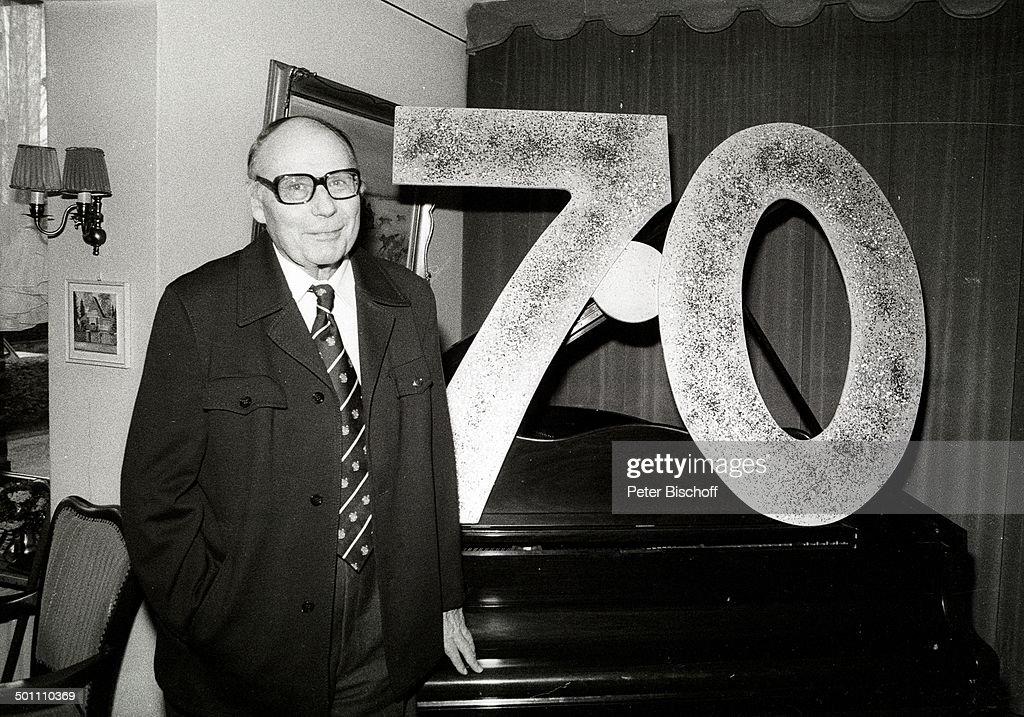 Heinz Erhardt Geburtstag