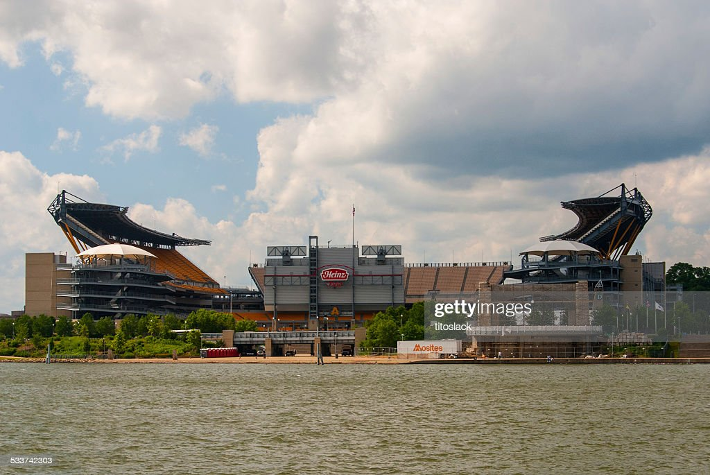Stadio Heinz Field, a Pittsburgh, PA : Foto stock