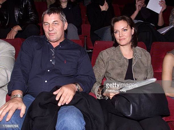 Heinz Hoenig Und Maja Maranow Beim Pressetag Die Affäre Semmeling