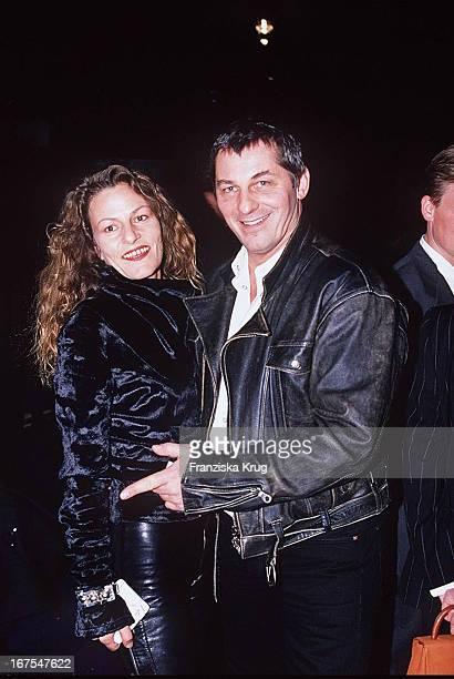 "Heinz Hoenig+Frau Simone Bei""Buddy Holly""Premiere"
