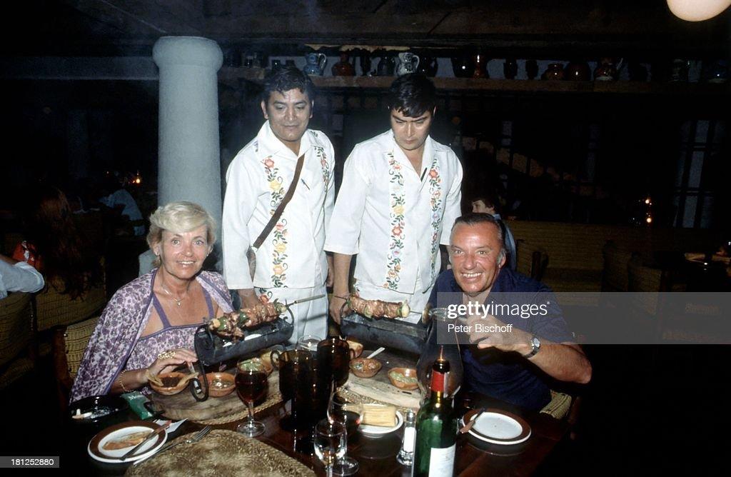 Acapulco Essen heinz schenk ehefrau gertie schenk kellner mi urlaub acap