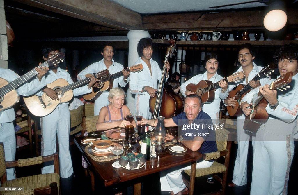 Acapulco Essen heinz schenk ehefrau gertie schenk mariachis urlaub acapulco