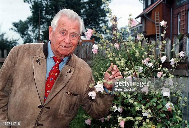 Heinz Sielmann, Natur-Erlebnispark für;Kinder , Blumen, Garten-Arbeit,;Gartenarbeit,