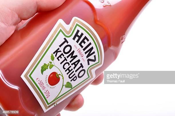 Heinz tomate salsa de tomate