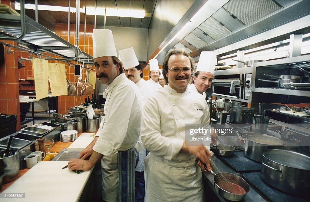 Winkler, Heinz / Sternekoch