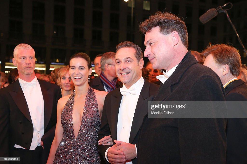 Opera Ball Vienna 2015