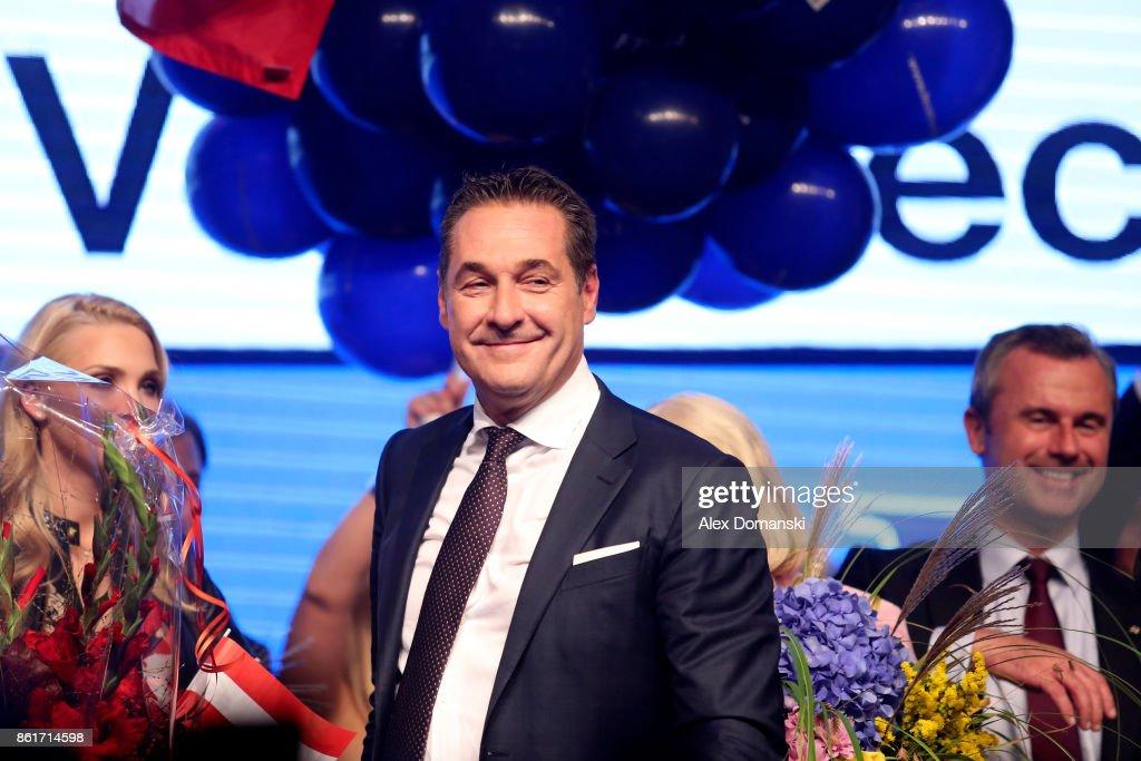 Austria Holds Legislative Elections : News Photo