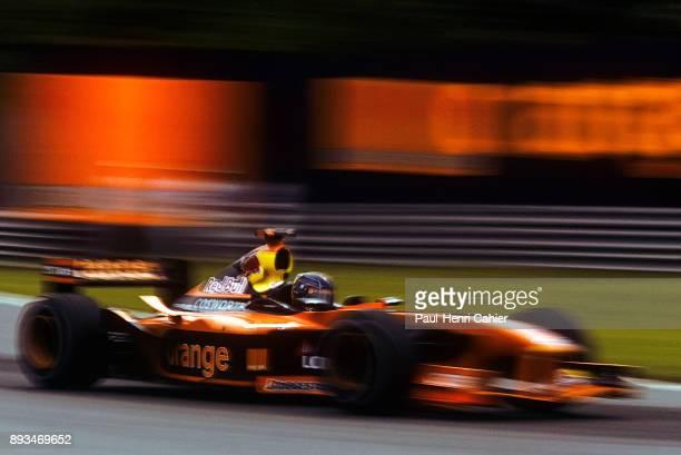 Heinz-Harald Frentzen, Arrows-Cosworth A23, Grand Prix of Canada, Circuit Gilles Villeneuve, 09 June 2002.