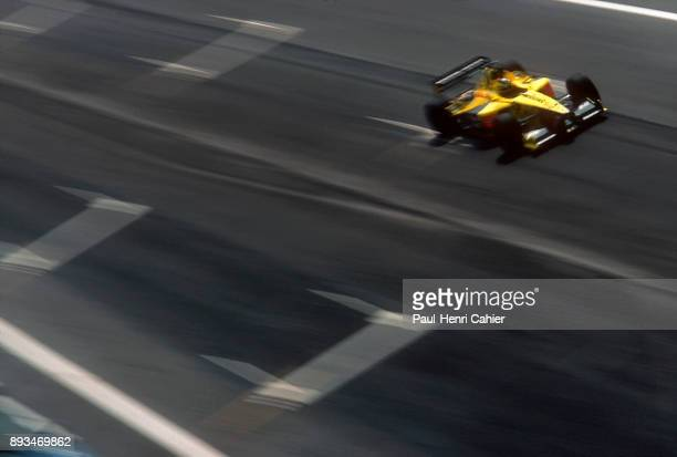 Heinz-Harald Frentzen, Jordan-Honda EJ11, Grand Prix of San Marino, Autodromo Enzo e Dino Ferrari, Imola, 15 April 2001.