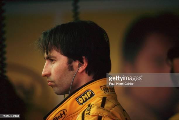 Heinz-Harald Frentzen, Jordan-Mugen-Honda EJ10, Grand Prix of Australia, Albert Park, Melbourne Grand Prix Circuit, 12 March 2000.